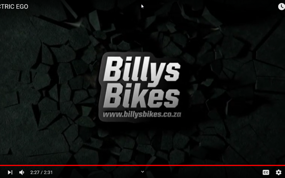 Energica Ego – Billy's Bikes